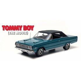 Greenlight 1:18 Plymouth Belvedere GTX 1967 Tommy Boy