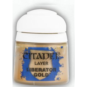 Farba Akrylowa Citadel Layer Liberator Gold
