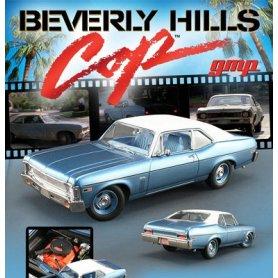 GMP 1:18 Chevrolet Nova 1970 Gliniarz z Beverly Hills