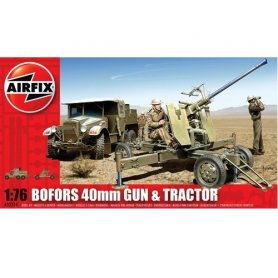 AIRFIX 02314 BOFORS&TRACTOR1/76 S.2