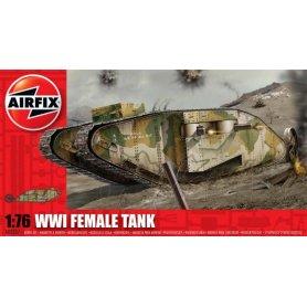 AIRFIX 02337 WWI FEMALE    1/72 S.2
