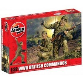 AIRFIX 02705 WWII BRIT. CO 1/32 S.2