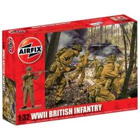 AIRFIX 02718 WWII BRIT. INF1/32 S.2