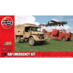 AIRFIX 03304 RAF EMERG.SET 1/72 S.3