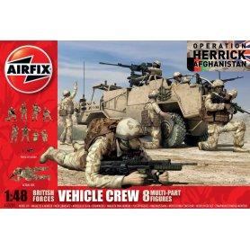 AIRFIX 03702  VEHICLE CREW BRIT.FOR