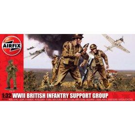 AIRFIX 04710 WWII BRIT. INF.SUP1/32