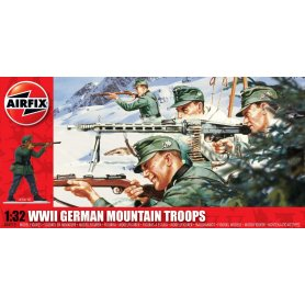 AIRFIX 04713 WWII GER. MOUNT.  1/32