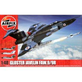 AIRFIX 12007 JAVELIN FAW.9/9R