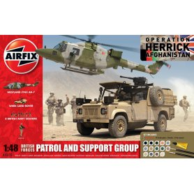 AIRFIX 50123 PATROL AND SUPPORT GR.