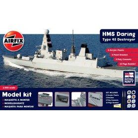 AIRFIX 50132 HMS DARLING TYPE45 DES