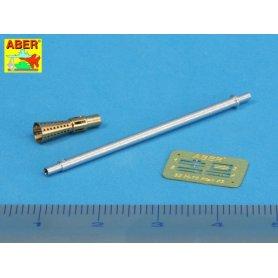 ABER 1:35 Metalowa lufa 37mm L/60 do Flak.43