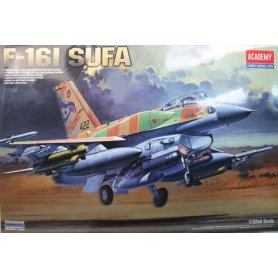 ACADEMY N 12105 F-16I SUFA     1/32