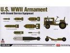 Academy 1:48 US armament w/ground services equipment