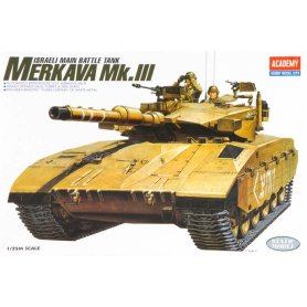 ACADEMY 1391 IDF MERKAVA III-13267