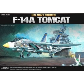 ACADEMY 1659 F-14A TOMCAT - 12253