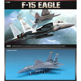 ACADEMY 4435 F-15 EAGLE - 12609