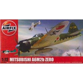 AIRFIX 01005 MITSUBISHI A6M2b ZERO