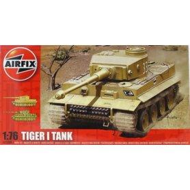 AIRFIX 01308 TIGER I TANK  1/76 S.1