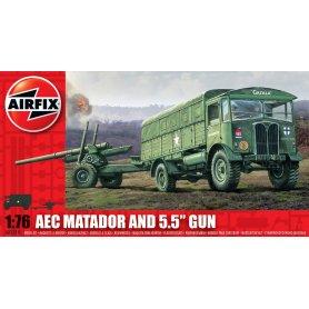 AIRFIX 01314 MATADOR&GUN   1/76 S.1