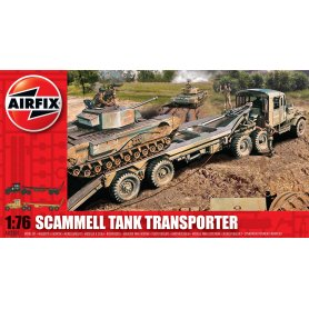AIRFIX 02301 SCAMMEL TRANS.1/76 S.2