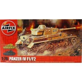 AIRFIX 02308 PANZER IV TANK1/76 S.2