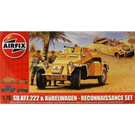 AIRFIX 02312 RECONMAISS.SET1/76 S.2