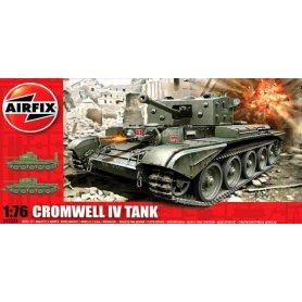 AIRFIX 02338 CROMWELL IV TANK