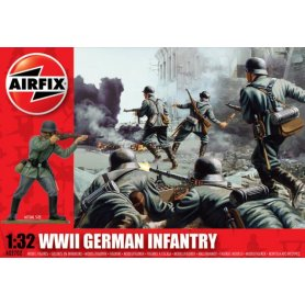 Airfix 1:32 German infatry WWII