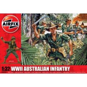Airfix 1:32 02709 WWII Australian Infantry