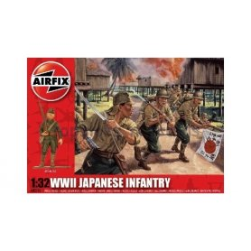 Airfix 1:32 02710 WWII Japanese Infantry