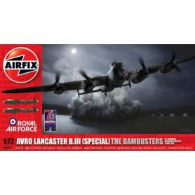 Airfix 1:72 Avro Lancaster B.III THE BAMBUSTERS