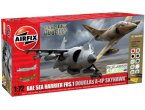 Airfix 1:72 Harrier FRS.1 and Douglas A-4P Skyhawk | w/paints |