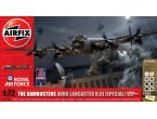 Airfix 1:72 50138 Avro Lancaster B.III (Special) The Dambusters