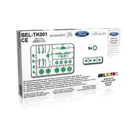 BELKITS TK001 TRANSKIT-FIESTA S2000
