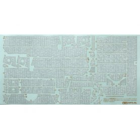 TAMIYA 12644 1/35 ELEFANT ZIM SHEET
