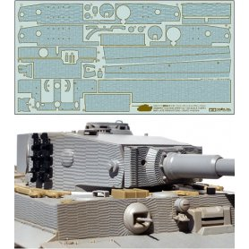 Tamiya 1:35 Zimmerit COATING SHEET do Pz.Kpfw.VI Tiger I