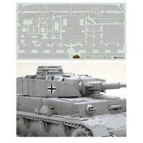 Tamiya 1:35 Zimmerit COATING SHEET do Pz.Kpfw.IV Ausf.J