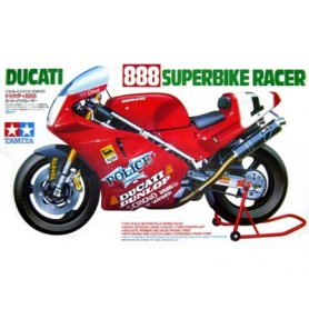 Tamiya 1:12 Ducati 888 Superbike Racer