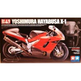 Tamiya 1:12 Yoshimura Hayabusa X-1