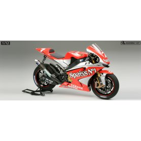 Tamiya 1:12 Yamaha YZR-M1 04 No.7/No.33