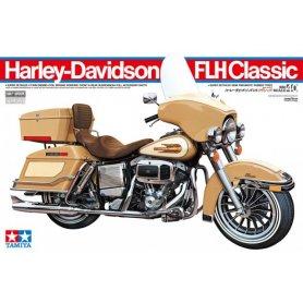 Tamiya 1:6 Harley Davidson FLH Classic