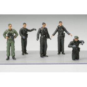 Tamiya 1:48 German infantry | 5 figurines |
