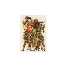 Tamiya 1:48 32513 WWII US Army Infantry