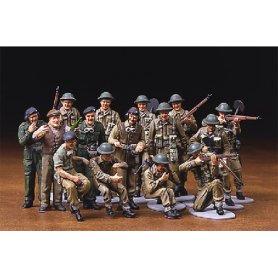Tamiya 1:48 32526 British Infantry Set