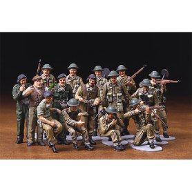 1/48 British Infantry Europe