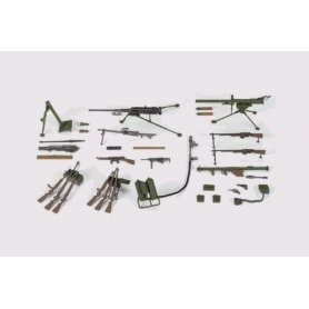 Tamiya 1:35 US infantry weapons set