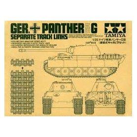 TAMIYA 35171 PANTHER G TRACK LINKS