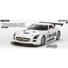Tamiya 1:10 58566 RC Mercedes-Benz SLS GT3 AMG - TT02