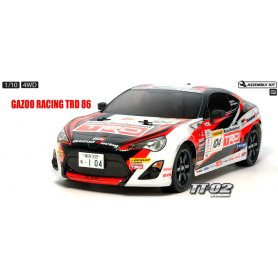 Tamiya 1:10 58574 RC GAZOO Racing TRD