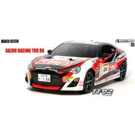 Tamiya 1:10 58574 RC GAZOO Racing TRD